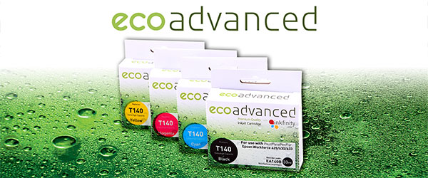 CO advanced inkjet cartridges